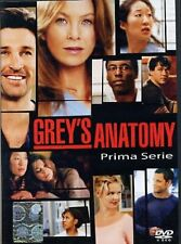 Grey's Anatomy - Stagione 1 [2 Dvd] TOUCHSTONE PICTURES