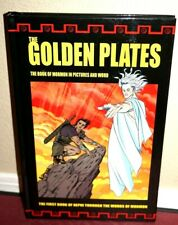 The Golden Plates The Book of Mormon In Pictures And Word Volume 1 Comic Book HB
