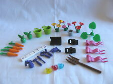 LEGO FRIENDS SPECIALTY*GARDEN/WORK TOOLS BUILDING*FLAGS*JEWELS*LAPTOP*CAMERA