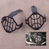 2pcs Motorcycle Fog Lights Protector Guards Cover para BMW R1200GS F800GS /ADV