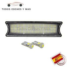 BOMBILLAS LED BMW E46 3 SERIES KIT PLAFON DE TECHO INTERIOR 42 LEDS DOME BLANCO
