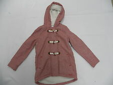 Roxy Girls  Medium Look Out Red Jacket Hoodie Sweaters