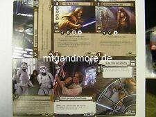 Star Wars LCG - Objective Set #03 - Base Set deutsch