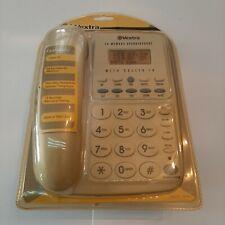 Speakerphone W/ Caller ID Vextra 4849-3 13 Memory Vintage New in box