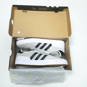 adidas Busenitz Vulc II Lace Up Mens Size 11 Off White Sneakers Casual Skate