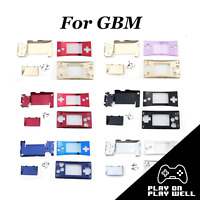 GBM Full Housing Shell Case Cover for Nintendo Gameboy Micro - MANY COLORS!!