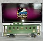 MTH 10-2154 Tinplate Traditions Standard Gauge 20-195 Caboose Green