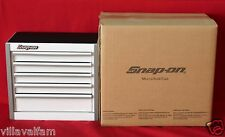 Snap On White  Mini Bottom Roll Cab Tool Box Brand New