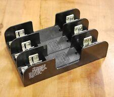 Gould 60318R 600V 30A Fuse Holder - USED
