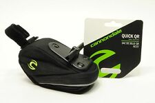 CANNONDALE QUICK RELEASE BICYCLE SEAT BAG, SIZE SMALL