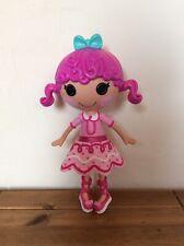 "Lalaloopsy Doll Tress Twist'N Braid Pink Hair Dough Doll 12"" Rare"