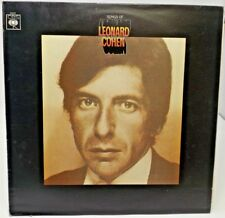 "Leonard Cohen ""Songs Of Leonard Cohen"" LP"
