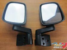 1994-2006 Jeep Wrangler TJ Left & Right Side View Mirror Set Mopar OEM