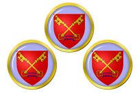 Comtat Venaissin (France) Marqueurs de Balles de Golf