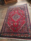 Hand knotted middle eastern Mid 20th Century Carpet