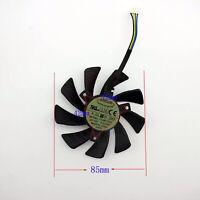 New Ror GeForce GTX 1060 Mini 3GB ITX Graphics Card Cooling Fan T129215SH 4 Pin