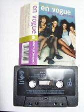 Very Good (VG) Sleeve Single Dance Pop Music Cassettes