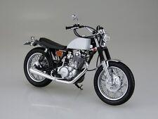 Aoshima 1/12 No.11 Yamaha SR400S 1995 w/ Custom Parts  model kit from Japan