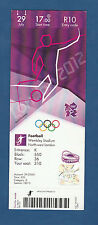 Orig.Ticket   Olympische Spiele LONDON 2012  FUSSBALL  SENEGAL - URUGUAY / B  !!