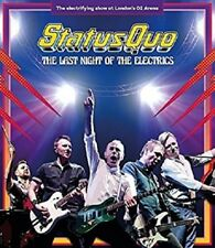 Status Quo: The Last Night of the Electrics (Blu Ray) New & Sealed