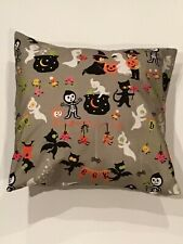 Sewn Halloween Inspired Pillow Sham, New