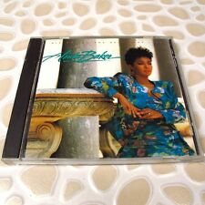 Anita Baker - Giving You The Best That I Got 1988 JAPAN CD 1st Press #115-3
