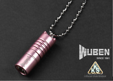 Mini EDC LED Flashlight CREE XP G2 130LM WUBEN G341 Emergency Safety Equipment