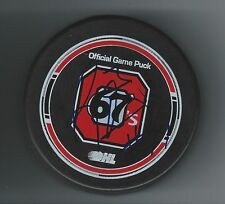 Ryan Martindale Signed Ottawa 67s Official Game Puck