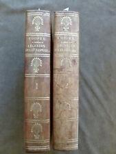 FENIMORE COOPER. LEGENDES DES TREIZE REPUBLIQUES.Trad. EO. PARIS. GOSSELIN.1825