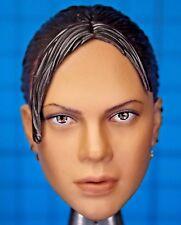 Hot Toys 1:6 VGM07 Biohazard 5 Sheva Alomar Figure - Head Sculpt