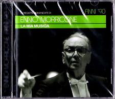 cd ENNIO MORRICONE LA MIA MUSICA ANNI '90