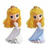 Q posket Disney Characters Princess Aurora Dreamy Style figure set BANDAI JAPAN