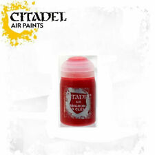 Games Workshop- Citadel-Air- Angron Red Clear -24ml- 9918995810506 -28-55