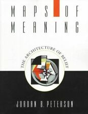 Maps of Meaning: The Architecture of Belief by Jordan B. Peterson (English) Pape