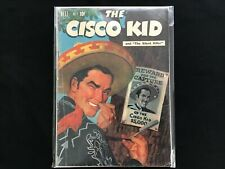 CISCO KID #3 Lot of 1 Dell Comic Book - BV $22!