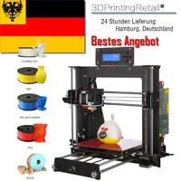 2018 Neue 3D Printer für A8 Prusa i3 PRO MK8 DIY Bausatz Printe 3D Drucker DHL