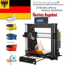 2018 Neue 3D Printer Prusa i3 PRO MK8 Extruder DIY Bausatz Printe 3D Drucker DHL