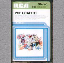 """COMPILATION AA.VV. """" POP GRAFFITI """" MUSICASSETTA NUOVA - LINEATRE RCA"""