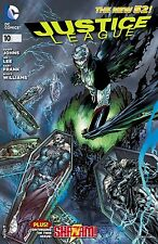 Justice League Vol. 2 New 52 #10 DC Comics 2012