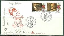 VATICAN CITY 1978 POPE PAUL VI  KIM  FIRST DAY COVER