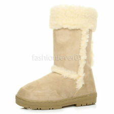 Snow, Winter Unbranded Pull On Casual Shoes for Women