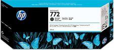 HP 772 CN635A 300ml MatteBlack DesignJet Ink Cartridge For L3S81B L3S81A E1L21B