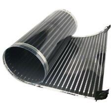 Floor Heating System Electric Film Underfloor 120 Volt No Mortar No Mess Durable