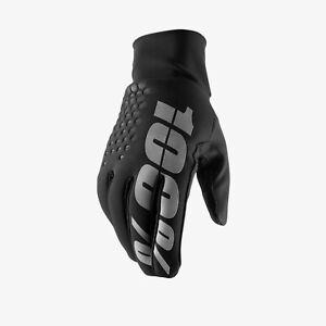 100% Hydromatic Brisker Mountain Bike Gloves