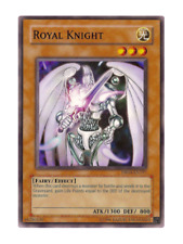 Royal Knight Chevalier Royal Yu Gi Oh EOJ-FR017