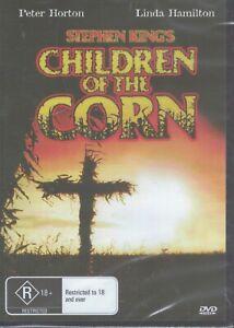Stephen King's CHILDREN OF THE CORN DVD Peter Horton NEW & SEALED Free Post