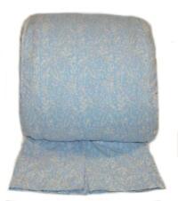 Chaps By Ralph Lauren Blue & Grey Floral 3P King Comforter Set New