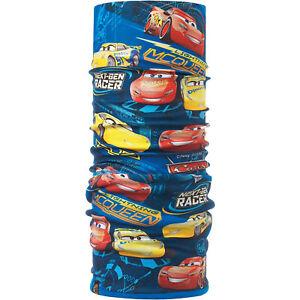 Buff Niño Polar Exterior Protector Tubular Pañuelo Bandana - Disney Top Coches