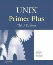 Unix Primer Plus by Bill Pierce, Michael Wessler, Michael Tobler, Dan Wilson.