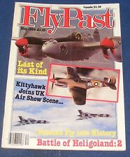 FLYPAST MAGAZINE MAY 1984 - LAST OF ITS KIND